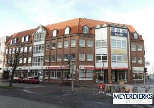 Wilhelmshaven - Peterstraße: renovierte 2-Zimmer-Wohnung in fußläufiger Nähe zur Wilhelmshavener Innenstadt