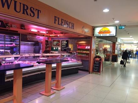 Geschäftslokal im Einkaufszentrum - erstklassig frequentierte Lage