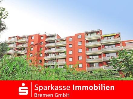 3-Zi-Wohnung mit Tiefgaragenstellplatz als Anlage oder zur Selbstnutzung im Stadtteil Radio Bremen