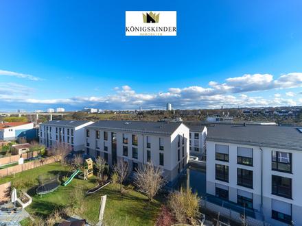 Elegante u. Moderne 4-Zi.-Maisonette-Wohnung mit Penthousefeelling in ruhiger Lage, große Dachterrasse - herrlicher Ausblick…