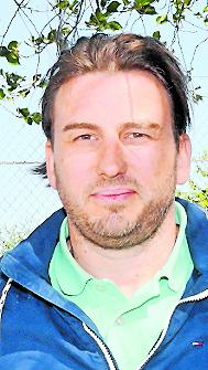 Bürgermeister Timo Markus Wahl Foto: jös