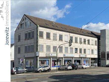 Bielefeld-City - Nähe Landgericht: Großzügige und sonnige Büro- oder Praxisetage
