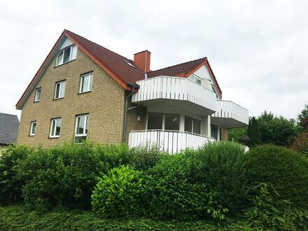 Modernisiert mit Balkon und Garage in Hoberge-Uerentrup!