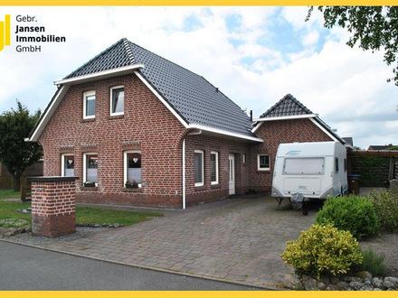 Hübsch & wertig! Landhaus in Bestlage von Rhede (Ems)!