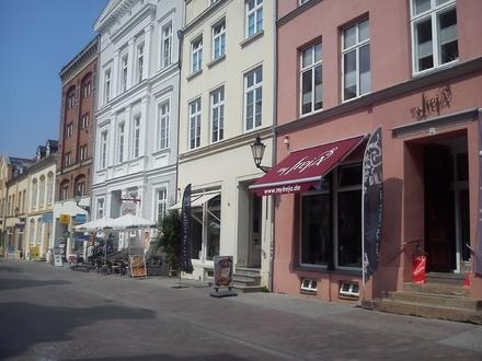 Ladenlokal in der Hansestadt Wismar, Lübsche Straße