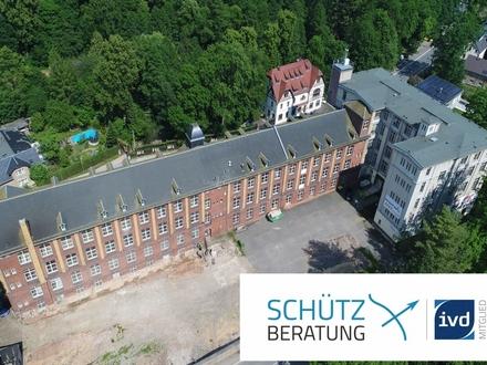 Das gewisse Etwas: projektierte Büroflächen nach Maß in Lichtenstein / Sachsen