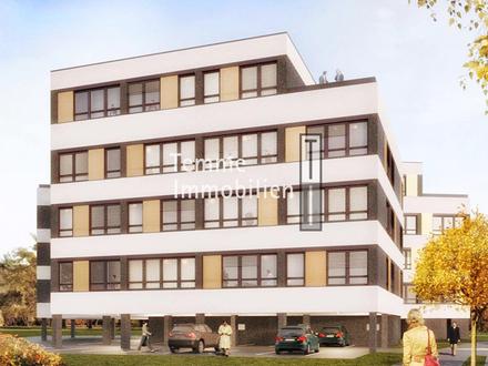 Neubau Loft 33 im Nordostpark | Energieeffizienz Gebäude 50 mit Wärmepumpe & PV-Anlage