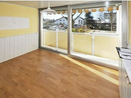 Rodgau: 3-Zimmer-Erdgeschosswohnung in ruhiger Lage, sofort verfügbar!