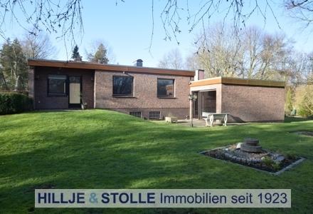 Bungalow mit herrlichem Gartengrundstück in Oldenburg - Etzhorn!