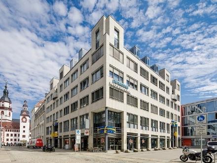 Neubau Bürofläche in Chemnitz am Markt