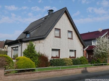 Renovierungsbedürftiges Siedlungshaus in zentraler Lage