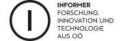 INFORMER. Magazin für Forschung, Innovation und Technologie aus OÖ