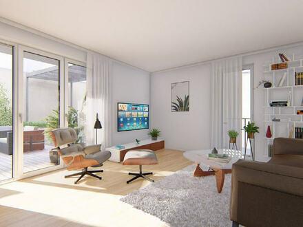 Neubau-Mietwohnung in toller Innenstadtlage