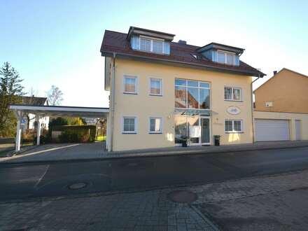 Erstklassiges Mehrfamilienhaus in zentralster u. ruhiger Wohnlage in Bad Wurzach