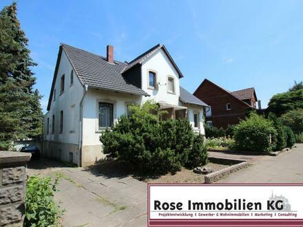 Sanierungsbedürftige Doppelhaushälfte in Minden-Dankersen!
