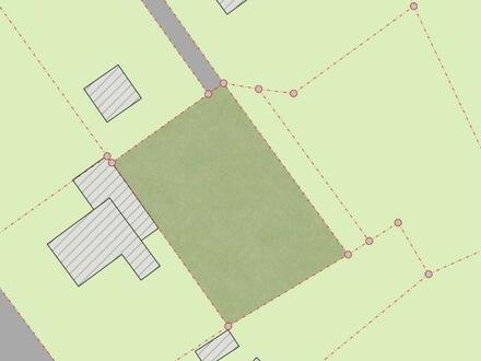 Baugrundstück in zentraler Lage von Schortens