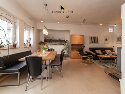 Stuttgart-Rohracker: Schnuckeliges Einfamilienhaus mit großem Wohnbereich und Kamin in Top-Lage!