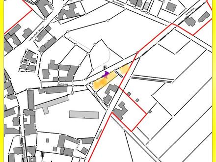 Baugrundstück 2 Teilstücke gesamt 1030m2