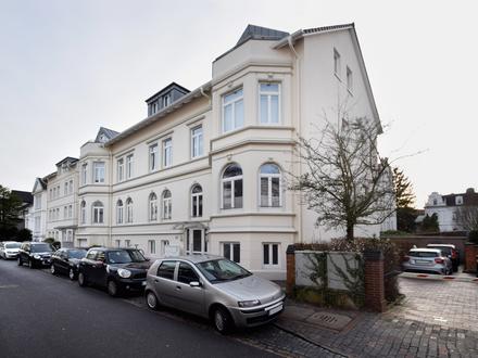 Wunderschöne Dachgeschosswohnung im Dobbenviertel!