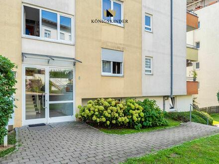 Achtung Kapitalanlager: Attraktive 2,5-Zimmer-Wohnung mit Tiefgaragenstellplatz in den Lettenäckern
