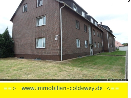Gepflegte 3-Zimmer Eigentumswohnung in zentraler Lage von Bockhorn!!!