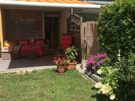 Eigentumswohnung mit Garten