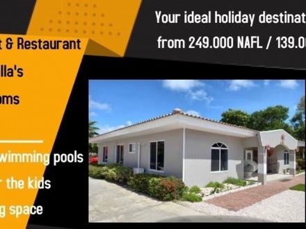 Neubau Projekt Curacao
