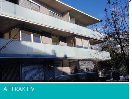 Attraktive 3 Zimmer- Terrassenwohnung mit TG Platz- Aigen