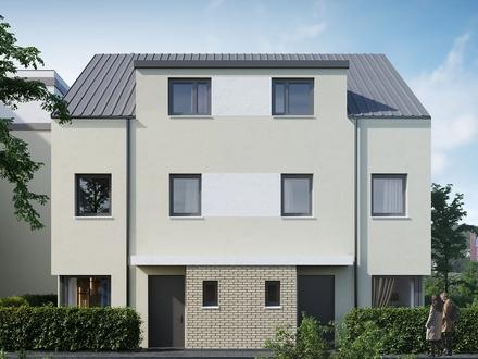 4-Zimmer-Doppelhaushälfte mit KfW 40+ | Neubau