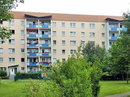 Sanierte 3 Raumwohnung mit Balkon
