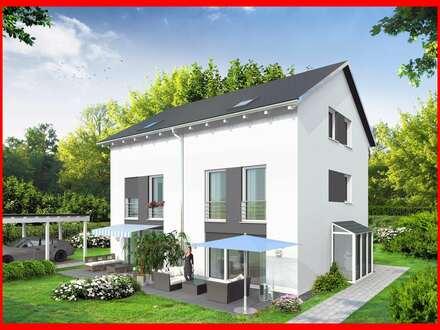 Projektierte DHH in Gingen, ein tolles Angebot für Familien mit Kindern