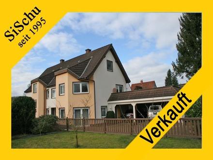 --Verkauft-- Gut renoviertes Wohnhaus mit Einliegerwohnung