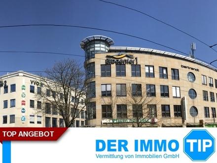 Rund 100 m² Bürofläche im Elbcenter Dresden zur MIETE