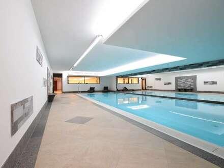 Wellness inklusive:Luxuswohnung mit Terrasse nähe Rheinpromenade