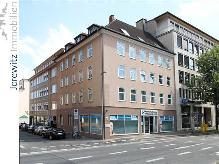 Helle und großzügige 2 Zimmer-Wohnung in der Bielefelder Altstadt