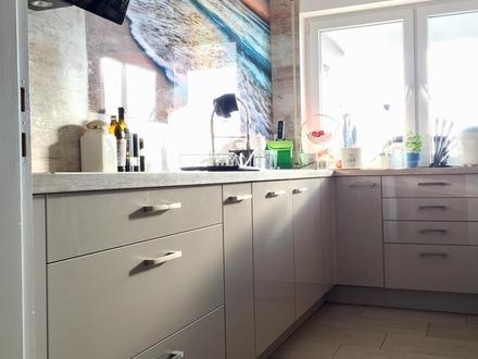 Sonnige 4 Zimmer-Wohnung mit Südbalkon und Fernsicht