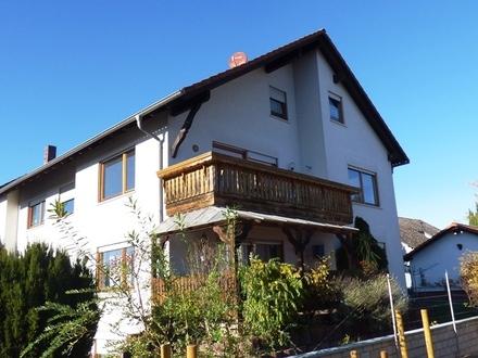 Drei- bis Vierzimmer-Mietwohnung mit Balkon