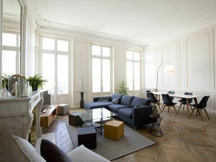 2 Schlafzimmer Wohnung komplett eingerichtet