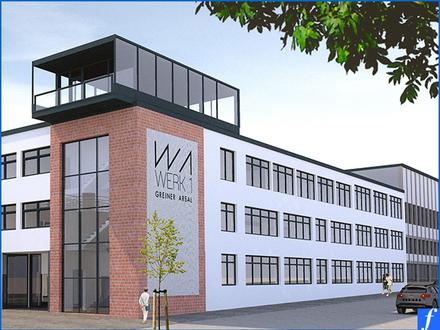 WERK 1 * moderne Workspaces * Gestaltung nach Bedarf