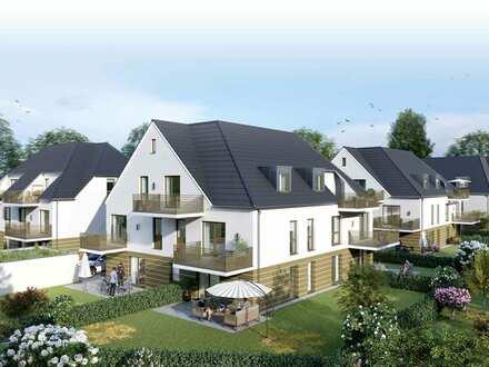 Neubauwohnungen in München-Aubing