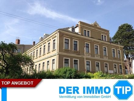 Fabrik- und Villenbau mit großem Grundstück in Limbach-Oberfrohna