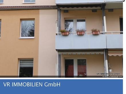 Eigentumswohnung mit Balkon und massiver Garage - nur wenige Schritte ins Zentrum von Parchim -
