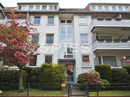 Großzügige 3-Zimmer-Wohnung mit 2 Balkonen in begehrter Wohnlage