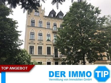 2 Zimmerwohnung mit EBK, Balkon und Tiefgaragenstellplatz auf dem Kaßberg mieten