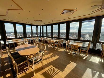 Turmcafe 4.0 - das Caféhaus über den Dächern der Stadt
