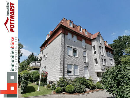 Schöne 3-Zimmerwohnung mit Balkon in Bad Salzuflen