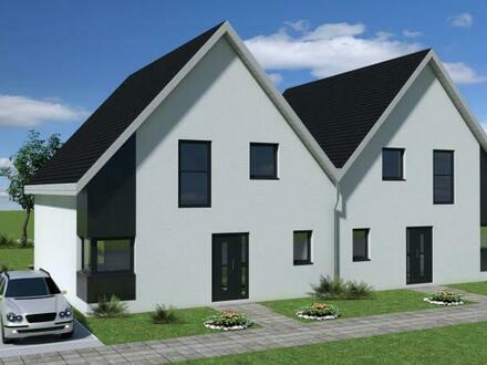KfW 40! Neubau einer DHH in Nordhorn - Bookholt