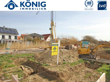 Grundstücksrarität im Neubaugebiet