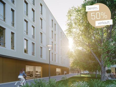 Wohnen im pulsierenden Zentrum der Universitätsstadt: Brauhöfe Passau macht es möglich