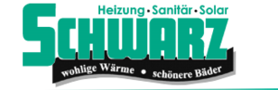 Schwarz – Heizung – Sanitär – Solar